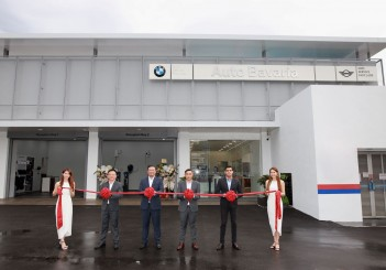 Photo 1 The Official Launch of Auto Bavaria Service Fast Lane in Jalan Sungai Penang, Penang