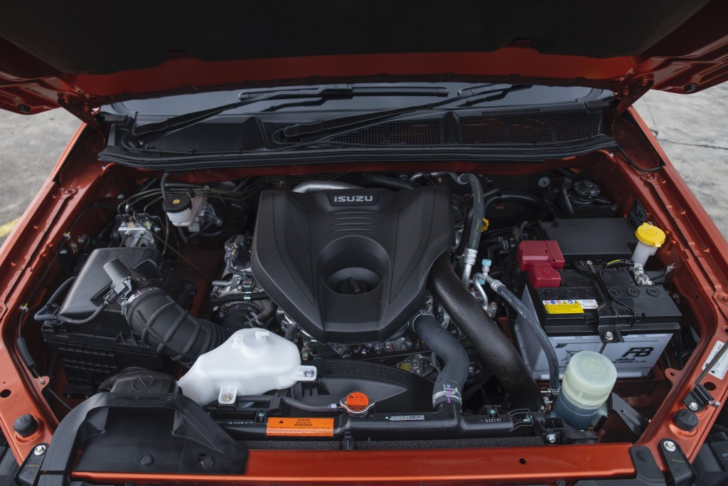 Powerful new 3-litre engine