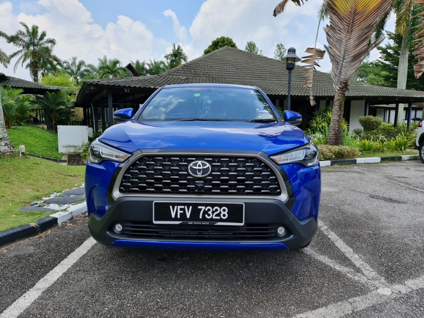 Toyota Corolla Cross G_media drive_March17_2021 (39)