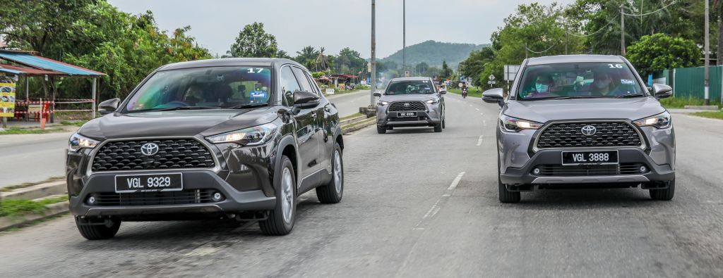 Toyota Corolla Cross Media Drive 2021-272