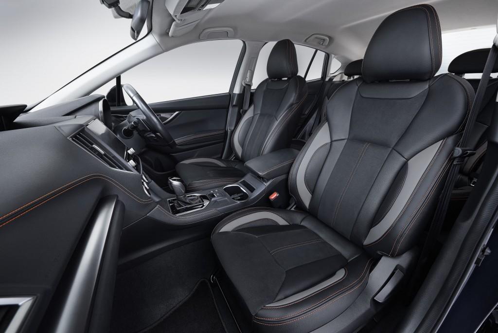 XV 2.0iP 2021 -front seat