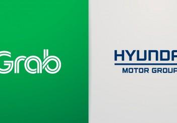 Grab x Hyundai Motor Group partnership
